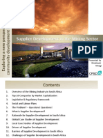 Supplier Development in the Mining Sector_MM08112015