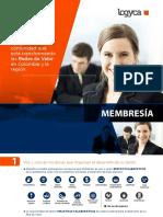 Brochure Miembros 2015