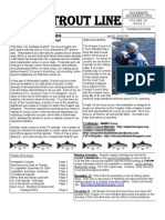 Nov - Dec 2009 Trout Line Newsletter, Tualatin Valley Trout Unlimited
