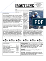 Jan - Feb 2010 Trout Line Newsletter, Tualatin Valley Trout Unlimited