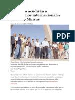 En Tacna Acudirán a Organismos Internacionales Por Caso Minsur