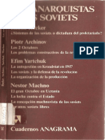 VV. AA. - Los anarquistas y los soviets [Anarquismo en PDF].pdf
