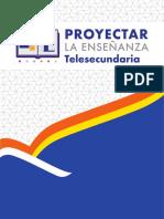 Curso Proyectar-e Telesecundaria