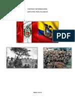 Tratado Limitofre Peru
