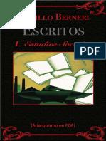 Berneri, Camillo - Escritos I (Estudios Sociales) [Anarquismo en PDF].pdf