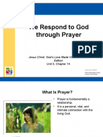 TX004820-3-PowerPoint-B-Chapter 14-We Respond Prayer