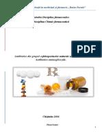 Cefalosporine, aminoglicozide.docx