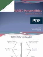 RIASEC Personalities