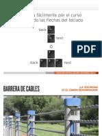 Barrera Cables
