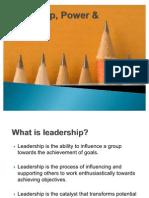 Leadership by Vinayak