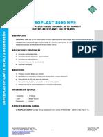 Neoplast 8500 Hp