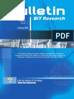 BiT Research Bulletin 2014