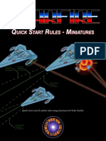 Quick Start Rules for Miniatures (11715866)