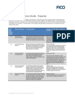 FICO guide from Experian