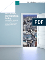 Immigration Report 2016