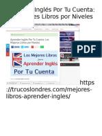 Aprender Inglés Por Tu Cuenta.docx