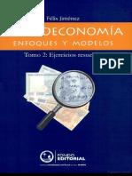 Macroeconomia Enfoques y Modelos Ejercicios Resueltos