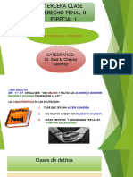 Tercera clase DP Artículo 107º   Parricidio.pptx