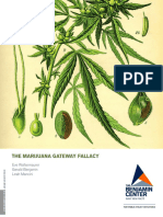 The Marijuana Gateway Fallacy