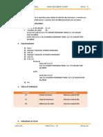 Ejercicios de Algoritmos en Dfd