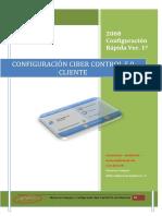 Configuracion Cliente cibercontrol
