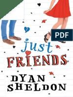 Just Friends by Dyan Sheldon Chapter Sampler