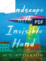 Landscape with Invisible Hand by M.T. Anderson Chapter Sampler