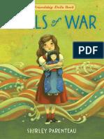 Dolls of War by Shirley Parenteau Chapter Sampler