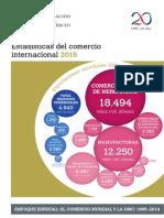 estadísticas del comercio internacional