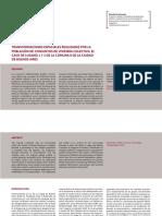 Transformaciones Espaciales Realizadas Por La Población de Conjuntos de Vivienda Colectiva en Lugano, Buenos Aires - De Francesco