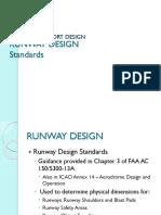 Runway Design I
