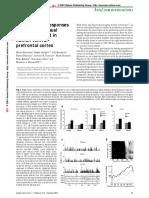 Kawasaki Et Al 2001 Single-neuron Responses to Emotional Visual Stimuli Recorded in Human Ventral Prefrontal Cortex