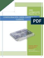 Configuracion Server CIBER C