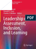 Leadership of Assessement, Inclusion, And Learning