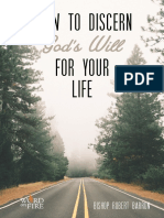 Wof eBook How to Discern Gods Will for Your Life