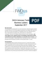 DACA Toolkit - GA Business Leaders