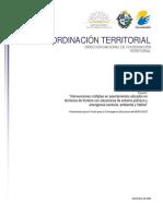 Mides-dct Final- Perfil Proyecto Focem Intervenciones en Asentamientos Inundables Fronterizos Uruguay