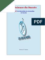 Bonus LLDS La Science Du Succès A4