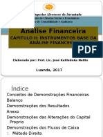 Analise Financeira Cap II i