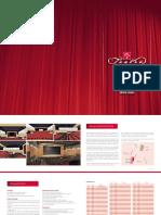 Especificacoes Tecnicas Folheto Tecnico Teatro