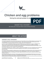 Chicken and Egg Problems