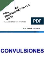 Principales Emergencias - CONVULSIONES