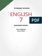 7 Teachers book