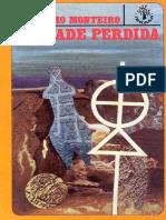 A Cidade Perdida - Jeronymo Monteiro