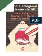 Coma e Emagreca Com Ficcao Cien - Isaac Asimov, George R. R. Mart.pdf