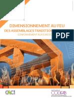 Dimensionnement Au Feu Des Assemblages Traditionnels - 2016-06-29