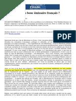 161104_Libéralisme - Un Bouc Émissaire Français