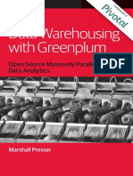 Data Warehousing With Greenplum