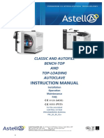 Astell Instruction Manual 20-80Litres Classic and Autofill IM 20-80-01a