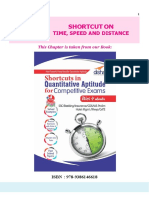 Disha Publication Shortcut on Time & Work